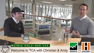 TCA Live from Weinig Holz-Her USA - Thanksgiving Edition (Live 12/1/2020)