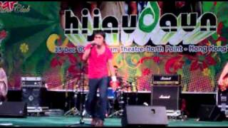 Hijau Daun Live Concert In Hongkong Part 5