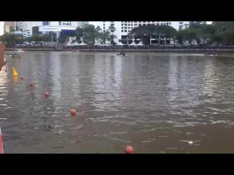 Juara!! Sultan Brunei..katogeri vip sarawak regatta 2017