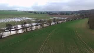 Inondations 2018 Crécy-la-Chapelle