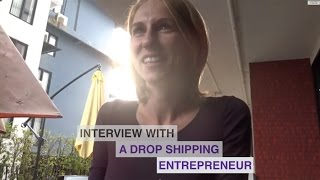 Interview with digital nomad #3, Drop Shipping Entrepreneur, Larissa