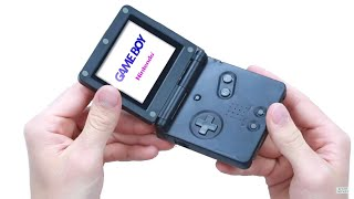 This is NOT a GameBoy Advance SP