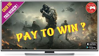 Call of Duty Mobile VN - PAY TO WIN Ư ?