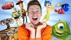 Mikä on paras Pixar-elokuva?