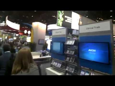 ASCO Conference Exhibits Tour ( American Society of Clinical Oncologists )