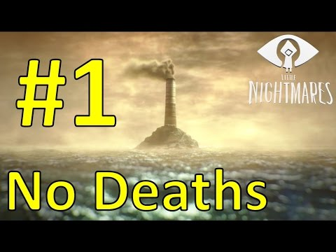 Little Nightmares | Part 1 - The Prison | No Deaths Walkthrough