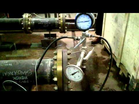 Pressure Test for Pipe Skid Metering C/W Chart Recorder