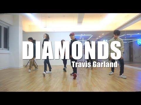 대전댄스학원ㅣDIAMONDS - Travis Garland l Choreography KOON l 무브먼트댄스보컬아카데미 l 춤쟁이은행점