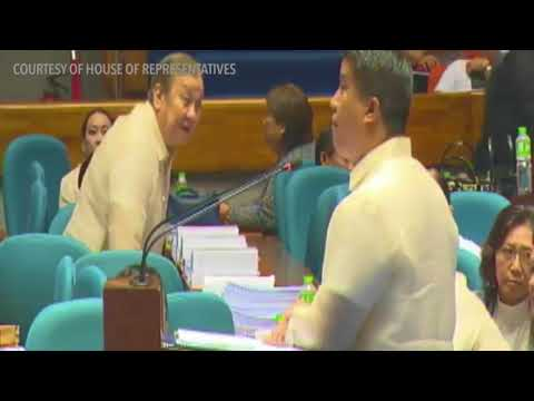 House budget debates: CHR gets only P1,000 for 2018