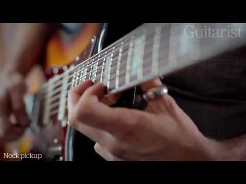Squier Vintage Modified Bass VI & Fender Classic Player Cabronita Precision Bass demo