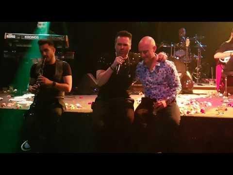 Vasilis Mpatis 2018 Melbourne Tour @ Q Room (Pondiako)