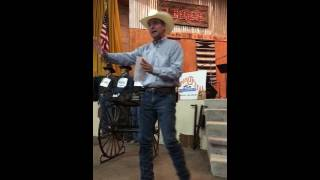 "Pastor Justin McKee of Cowboy Capital Fellowship 5-25-16 ""Growing Pains"""