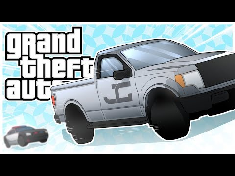 GTA 5 Roleplay - Crazy Police Chase! (GTA 5 RP)