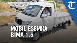 Penampakan Mobil Esemka Bima 1.3, Dibanderol dengan Harga Sekitar Rp110 Jutaan
