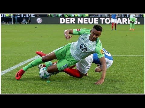 Wolfsburg säkrade Bundesliga-kontraktet
