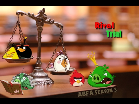 Angry Birds Fantastic Adventures - Season 3: Rival Trial
