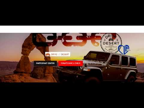 AJ - AJ's Community Cause - Episode 1 Drive in the Desert