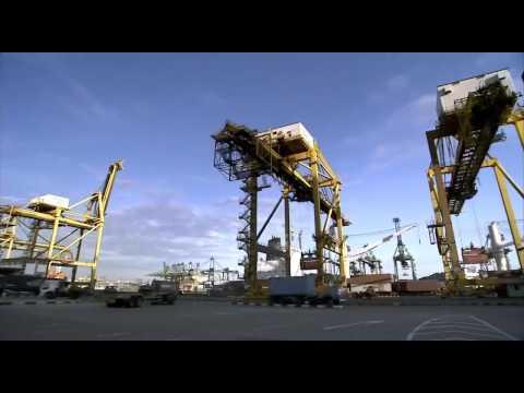National Geographic - Суперсооружения - s02e04 - Крупнейший порт мира - Worlds Busiest Port