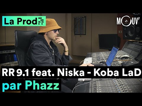 Youtube: Koba LaD ft. Niska – « RR 9.1 » : comment Phazz à composé le hit