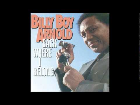 Billy Boy Arnold - Fool for you