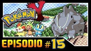 Guida Pokemon Y - Parte 15 - La Grotta Bagliori !