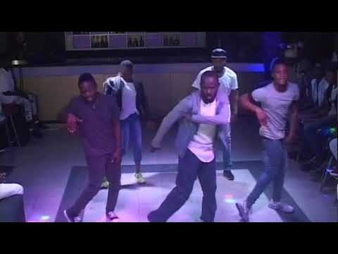 Spiritual Dance - Posa ( Album Tokooos De Fally Ipupa)