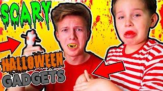 1000 SCARY Halloween PRANKS 🧛♀️ hahaha Clickbate sind 10+ 🧟♀️ KRASSE GRUSEL GADGETS 👻 TipTapTube