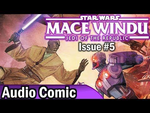 Jedi of the Republic - Mace Windu #5 (Audio Comic)