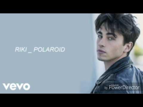 Riccardo - Polaroid Cover
