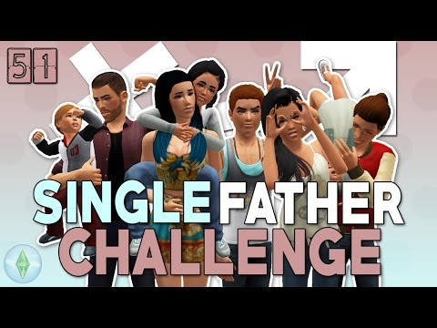 Sims 3 || Single Father Challenge [Part 51] Car Swapping! (SPAM WEEK DAY 4)