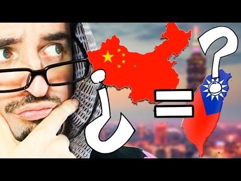 ¿Taiwán es un país? HACKING TAIWAN