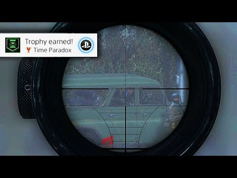 Call Of Duty Modern Warfare - Killing Vladimir Makarov In MW1 Easter Egg Time Paradox