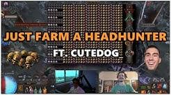 [PoE] Stream Highlights #364 - Just farm a Headhunter ft. Cutedog_