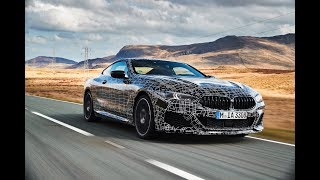 First look at the BMW M850i