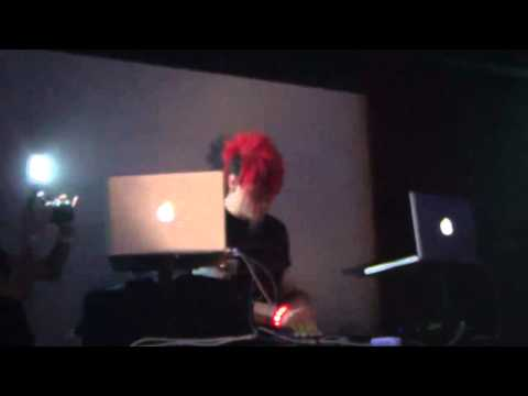 Celldweller   DJ Set+Live Performance @ Moscow 08 11 2012