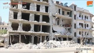 شتاء السوريين في الحرب.. الحاجة أم الاختراع