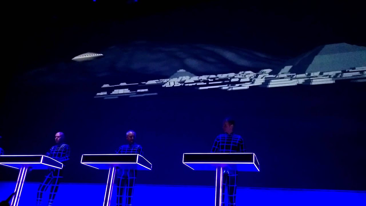 Kraftwerk Spacelab