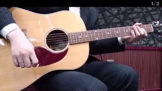 川本真琴 - 1/2 [guitar cover]