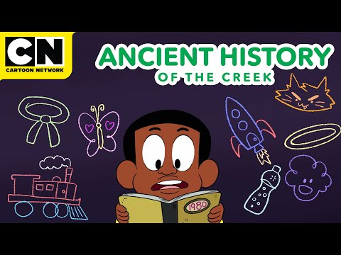 The Ancient History of the Creek   Craig of the Creek   Cartoon Network