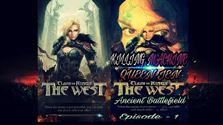 QUEEN JEN INSANE GAME PLAY IN COK WEST ANCIENT BATTLEFIELD !!! WHERE IS AMNAT ??? thumbnail
