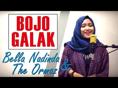 Bojo Galak (Pendhoza) - Cover Dangdut Keroncong Akustik (Bella Nadinda) Canon