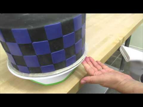 How to make fondant shiny like glass