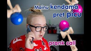 Mainu Kendamu pret picu! 🍕 Prank Call (Sociāls eksperiments)