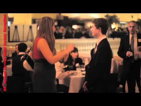 The 85th Cornell Hotel Society Reception presented by Thompson Hotels