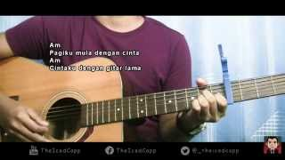 AZIZ HARUN Senyum - TheIcedCapp Cover + easy chords