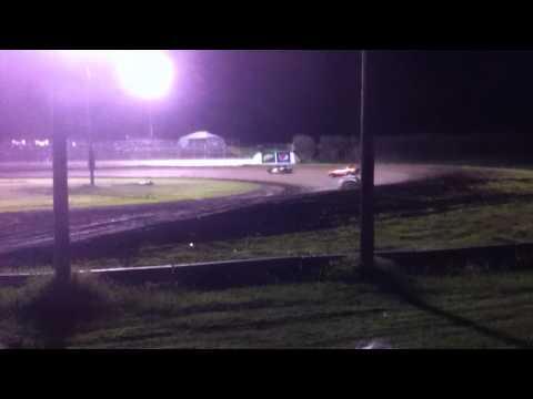 Southern Oregon Speedway, SS. Jorddon Braaten 84 - A Main 1/2 (4-28-12)