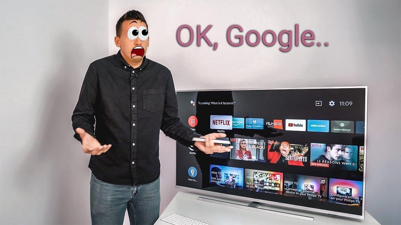 CE știe să facă TELEVIZORUL asta ? PHILIPS