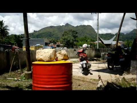 Engrais biologiques en Indonésie