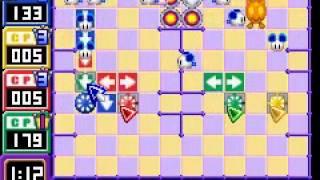 chuchu rocket gba gameplay 4 battle