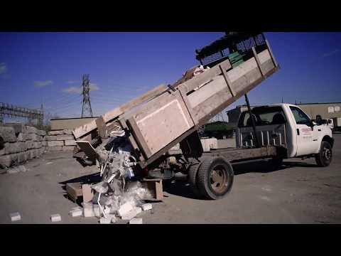 Hamilton Ontario Canada Dump